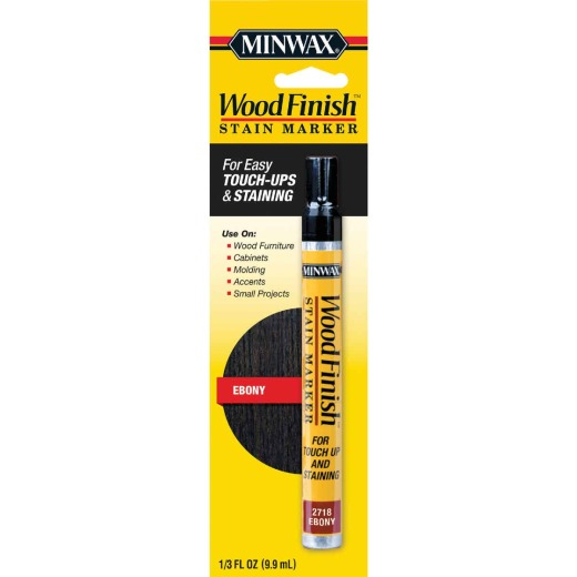 Minwax Wood Finish Ebony Stain Marker