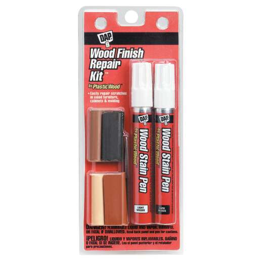 DAP 6-Color Wood Finish Repair Kit