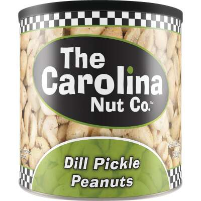 The Carolina Nut Company 12 Oz. Dill Pickle Peanuts