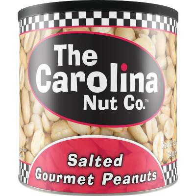 The Carolina Nut Company 12 Oz. Salted Peanuts