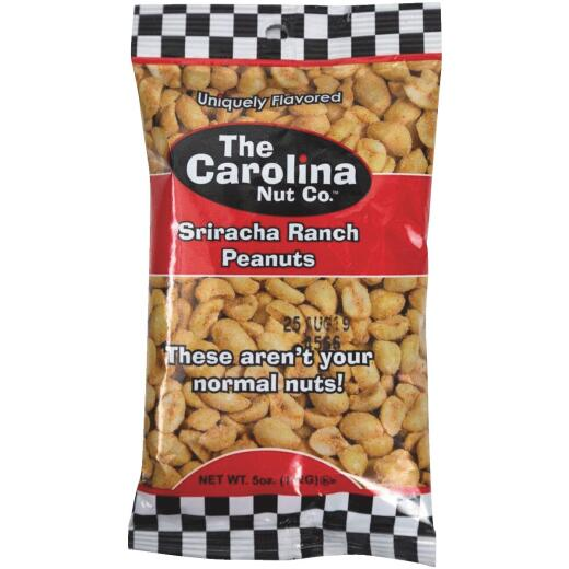 The Carolina Nut Company 5 Oz. Sriracha Ranch Peanuts